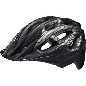 KED Pylos Helmet Black Anthracite